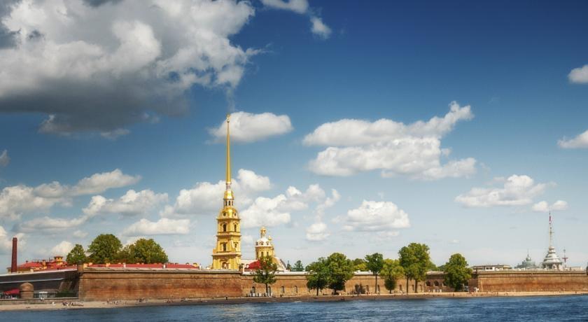 Pogostite.ru - Артефакт (г. Санкт-Петербург, возле Александровского парка) #32