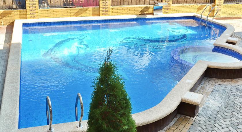 Pogostite.ru - Кастро гостевой дом | пос. Кабардинка | бассейн | детская площадка #8