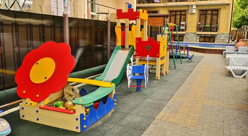 Pogostite.ru - Кастро гостевой дом | пос. Кабардинка | бассейн | детская площадка #34