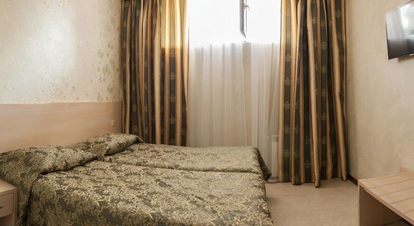 Pogostite.ru - Ахиллеон - Парк Бутик Отель | пос. Кабардинка | открытый бассейн | детская площадка #22