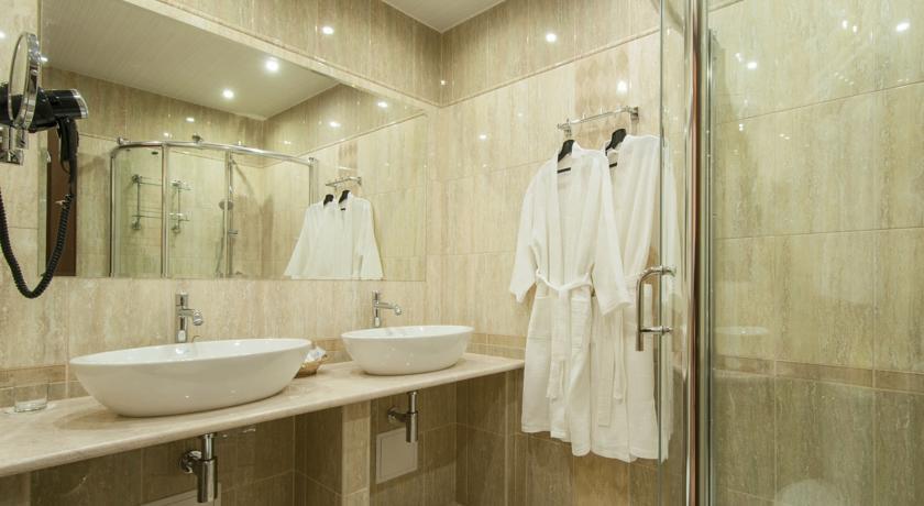 Pogostite.ru - Ахиллеон - Парк Бутик Отель | пос. Кабардинка | открытый бассейн | детская площадка #29