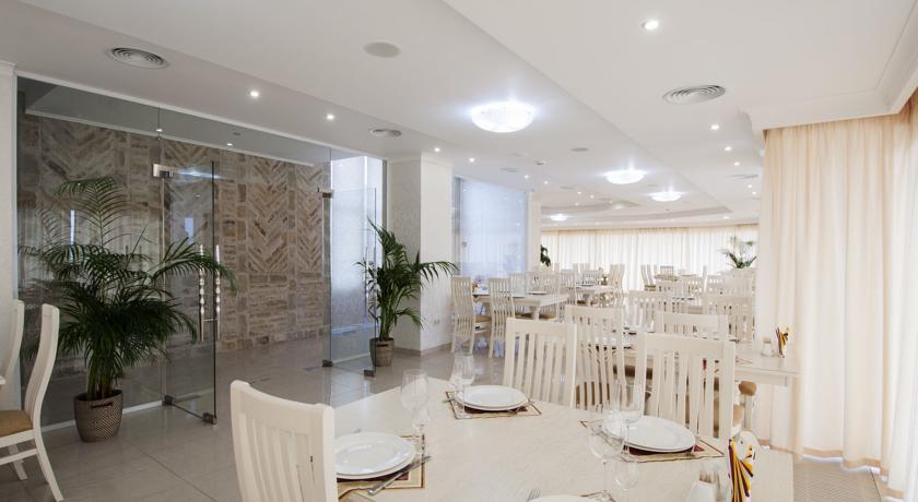 Pogostite.ru - Ахиллеон - Парк Бутик Отель | пос. Кабардинка | открытый бассейн | детская площадка #8