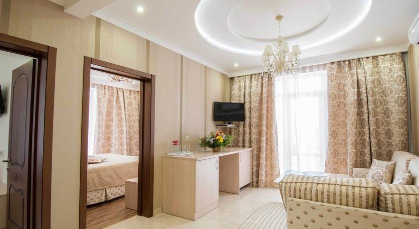 Pogostite.ru - Ахиллеон - Парк Бутик Отель | пос. Кабардинка | открытый бассейн | детская площадка #28
