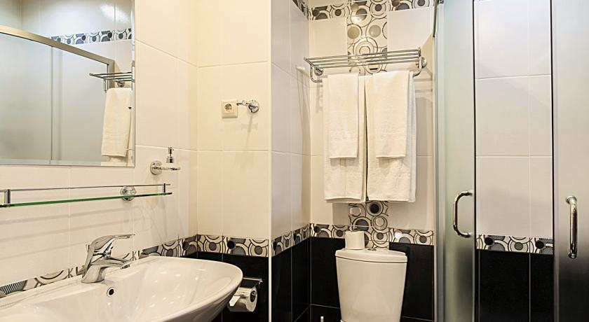 Pogostite.ru - Ахиллеон - Парк Бутик Отель | пос. Кабардинка | открытый бассейн | детская площадка #32