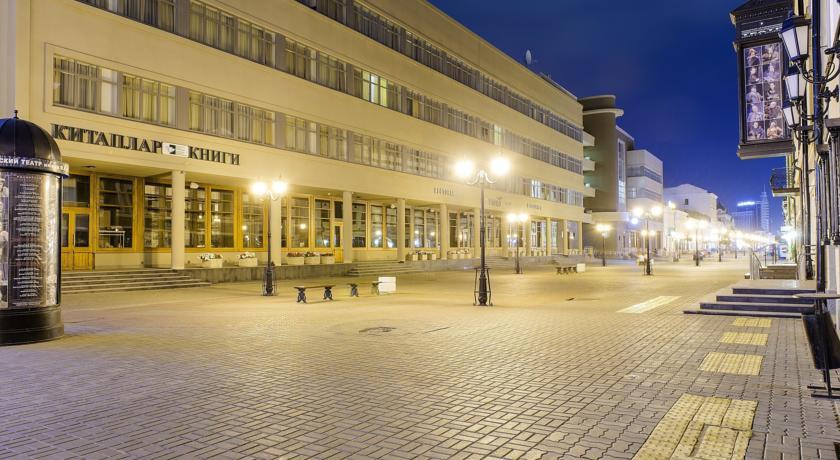 Pogostite.ru - НОГАЙ | г. Казань | СПА центр | парковка #4
