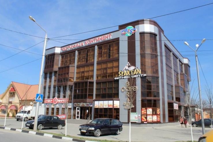 Pogostite.ru - CONTINENT   г. Грозный   парковка   трансфер #1