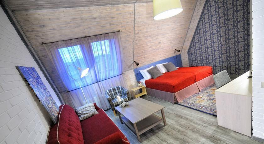 Pogostite.ru - КамИнн Бутик-отель | г. Новороссийск | в центре | сауна | парковка #5