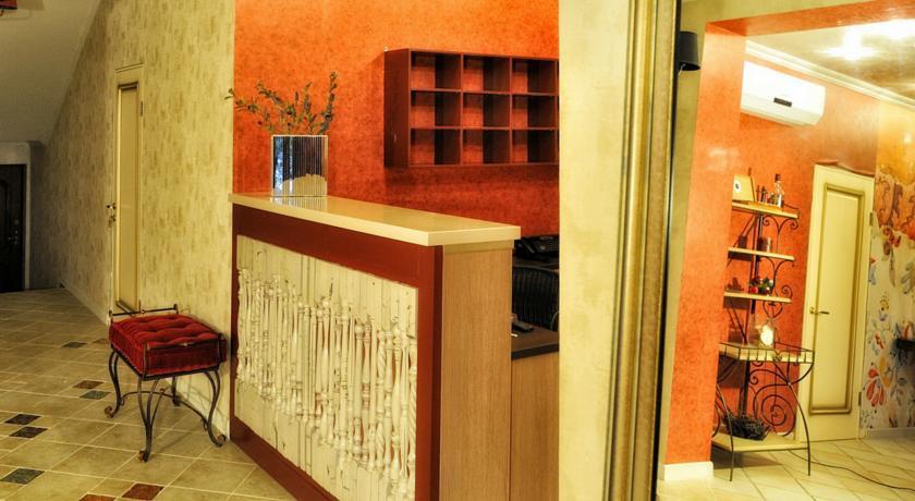 Pogostite.ru - КамИнн Бутик-отель | г. Новороссийск | в центре | сауна | парковка #1
