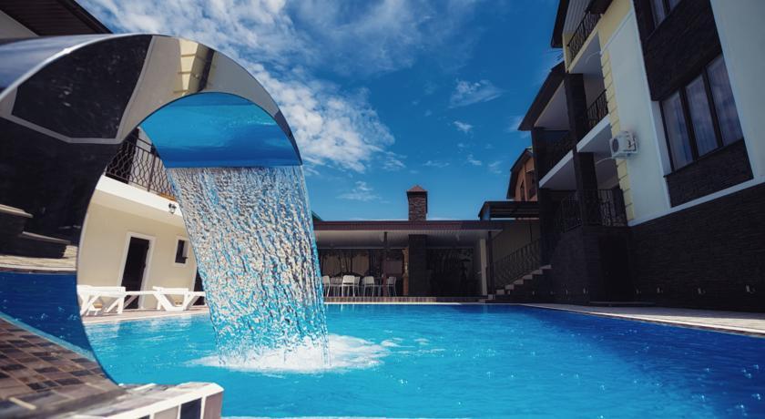 Pogostite.ru - Гостевой Дом Мелисса | г. Новороссийск | открытый бассейн | пляж | cауна #4