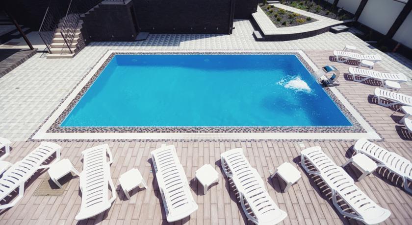 Pogostite.ru - Гостевой Дом Мелисса | г. Новороссийск | открытый бассейн | пляж | cауна #3