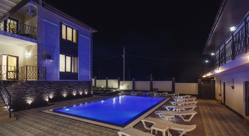 Pogostite.ru - Гостевой Дом Мелисса | г. Новороссийск | открытый бассейн | пляж | cауна #10