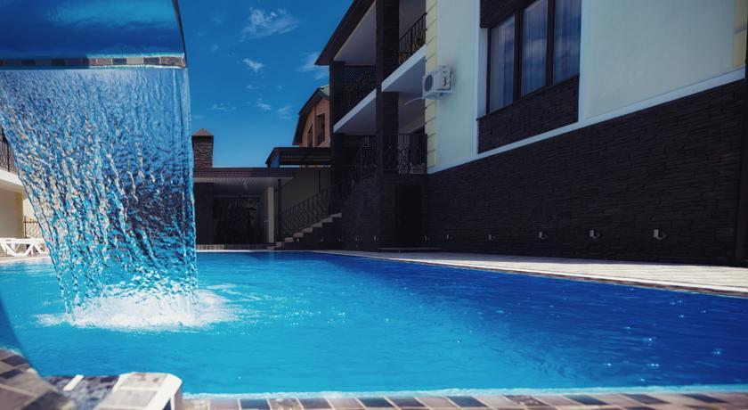 Pogostite.ru - Гостевой Дом Мелисса | г. Новороссийск | открытый бассейн | пляж | cауна #6