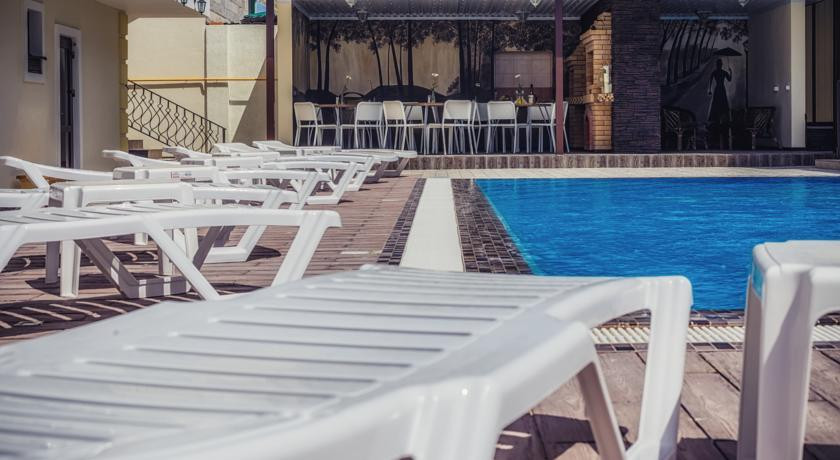 Pogostite.ru - Гостевой Дом Мелисса | г. Новороссийск | открытый бассейн | пляж | cауна #8