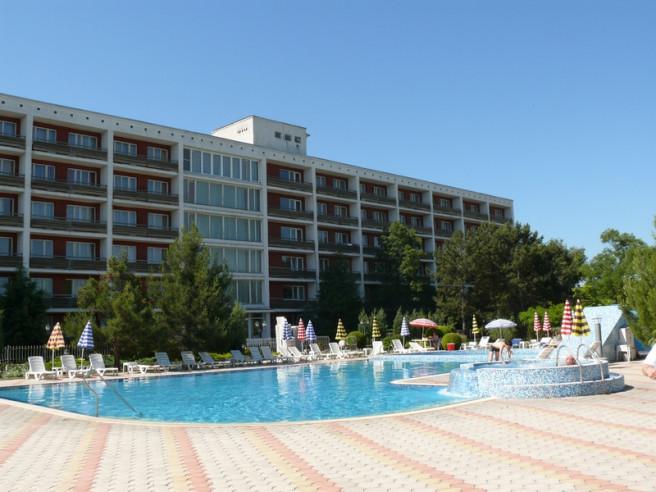 Pogostite.ru - Евпатория | г. Евпатория | открытый бассейн | cобственный песчаный пляж #2