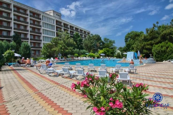 Pogostite.ru - Евпатория | г. Евпатория | открытый бассейн | cобственный песчаный пляж #4
