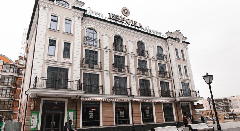 Pogostite.ru - ЕВРОПА | в центре | парковка | cауна #1