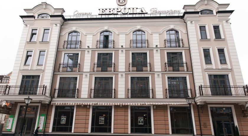 Pogostite.ru - ЕВРОПА | в центре | парковка | cауна #2