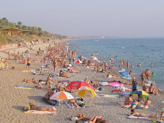 Pogostite.ru - Южный пансионат | пгт. Николаевка | 1 линия | бассейн | собственный пляж | детская площадка #18