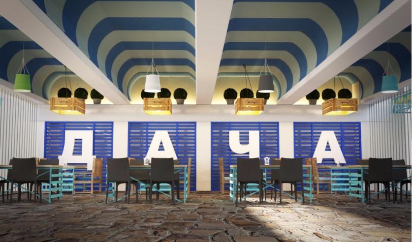 Pogostite.ru - Южный пансионат | пгт. Николаевка | 1 линия | бассейн | собственный пляж | детская площадка #8