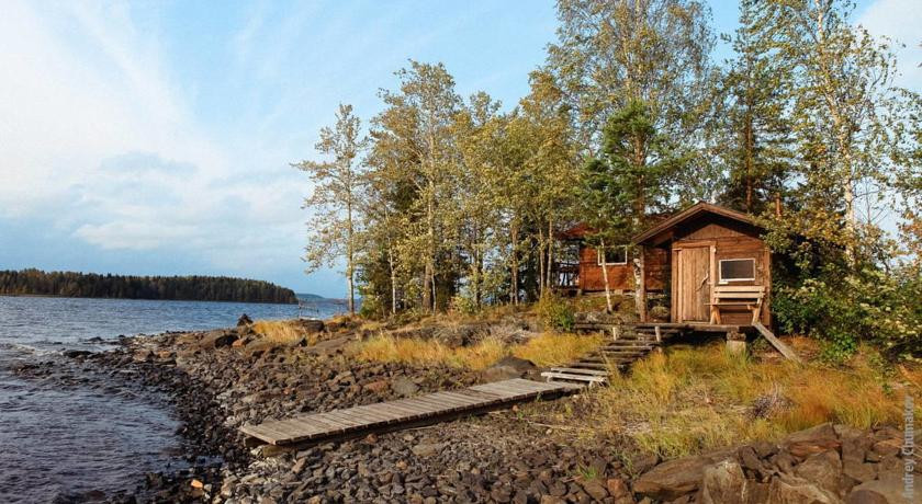 Pogostite.ru - ISLAND HOUSE ОСТРОВ ДОМ ДЛЯ ОТПУСКА | Каллиола #13