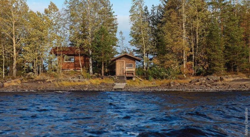 Pogostite.ru - ISLAND HOUSE ОСТРОВ ДОМ ДЛЯ ОТПУСКА | Каллиола #16