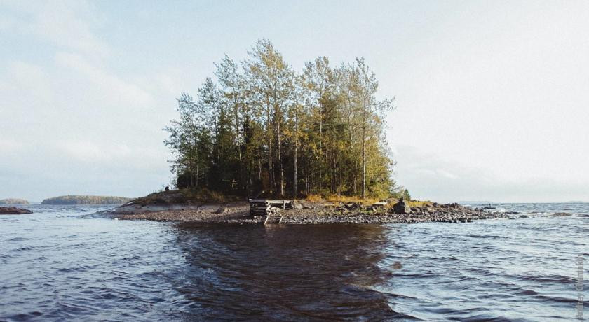 Pogostite.ru - ISLAND HOUSE ОСТРОВ ДОМ ДЛЯ ОТПУСКА | Каллиола #1