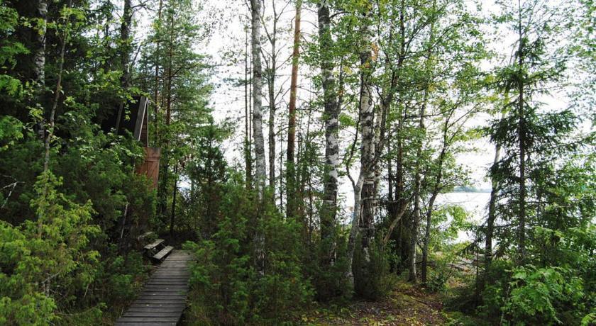 Pogostite.ru - ISLAND HOUSE ОСТРОВ ДОМ ДЛЯ ОТПУСКА | Каллиола #12