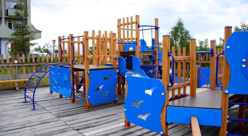 Pogostite.ru - Байкал | пос. Листвянка | баня | детская площадка #8