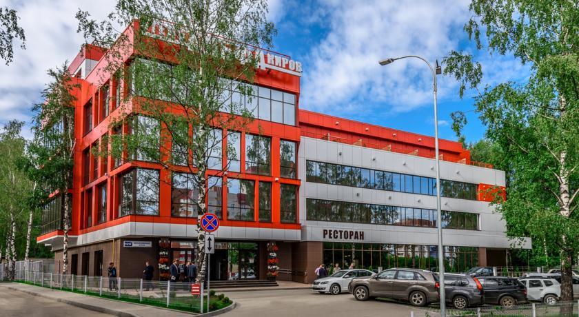 Pogostite.ru - Альфа | г. Киров | возле Парка Победы | cауна | парковка #3