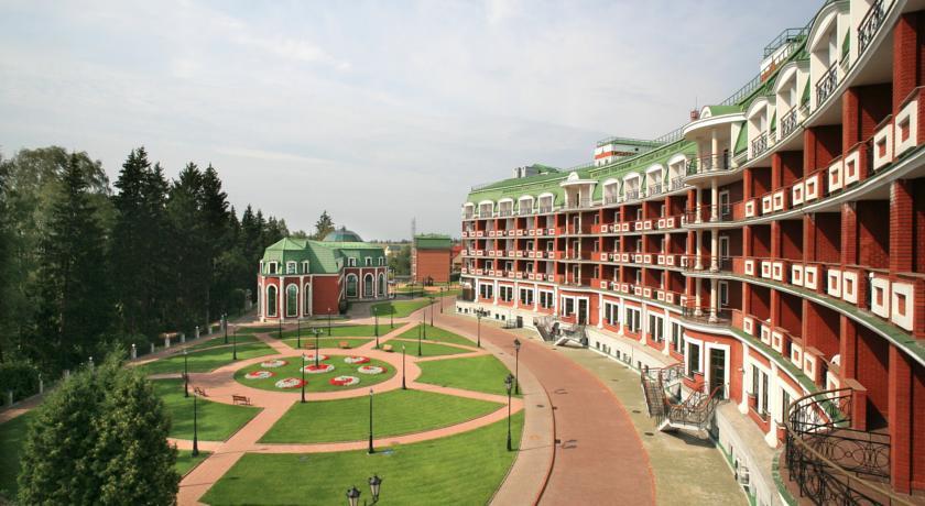 Pogostite.ru - ИМПЕРИАЛ ПАРК ОТЕЛЬ И СПА | Наро-Фоминский район, Рогозинино #1