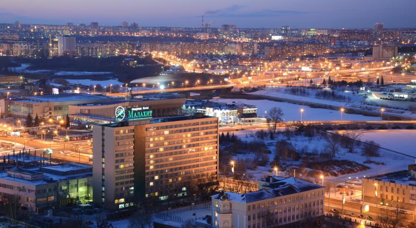 Pogostite.ru - Малахит | г. Челябинск | СПА центр | сауна - баня | бассейн #1