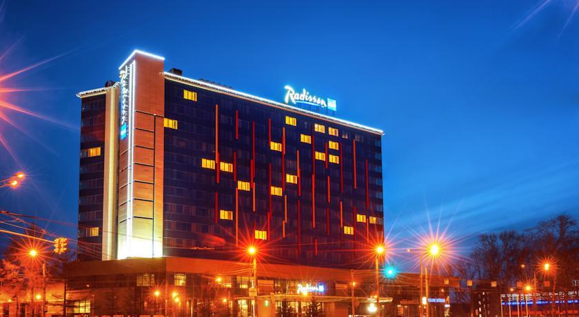 Pogostite.ru - РЭДИССОН БЛУ - Radisson Blu | г. Челябинск | в центре | бассейн | СПА #1
