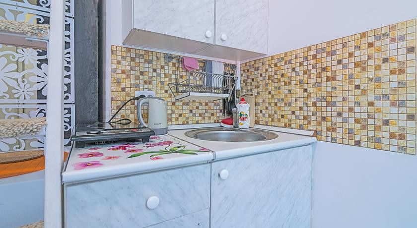 Pogostite.ru - АПАРТАМЕНТЫ АЛЫЕ ПАРУСА | центр | парковка | кухня #6