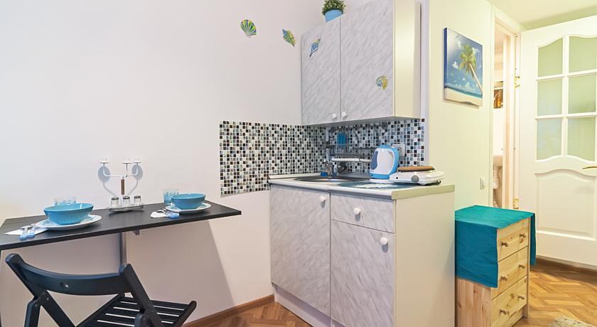 Pogostite.ru - АПАРТАМЕНТЫ АЛЫЕ ПАРУСА | центр | парковка | кухня #5