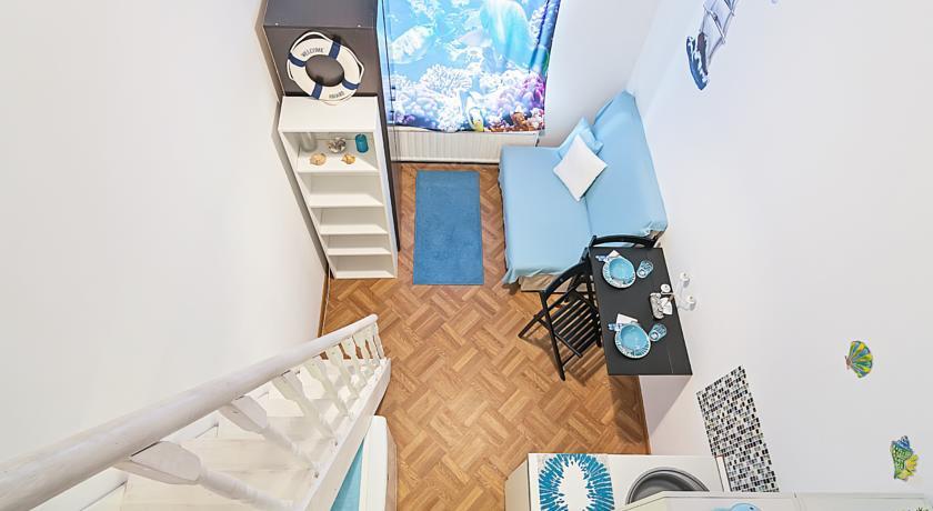 Pogostite.ru - АПАРТАМЕНТЫ АЛЫЕ ПАРУСА | центр | парковка | кухня #22