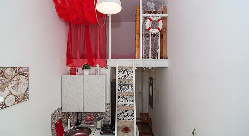 Pogostite.ru - АПАРТАМЕНТЫ АЛЫЕ ПАРУСА | центр | парковка | кухня #31