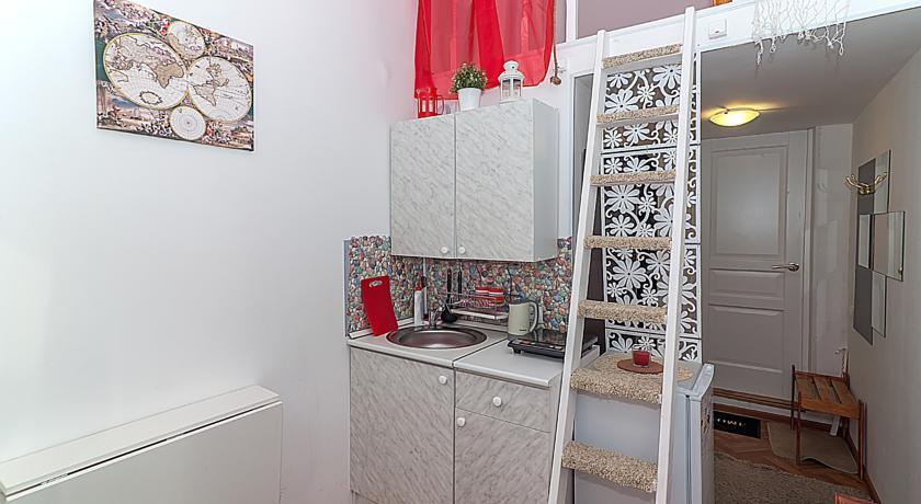 Pogostite.ru - АПАРТАМЕНТЫ АЛЫЕ ПАРУСА | центр | парковка | кухня #33