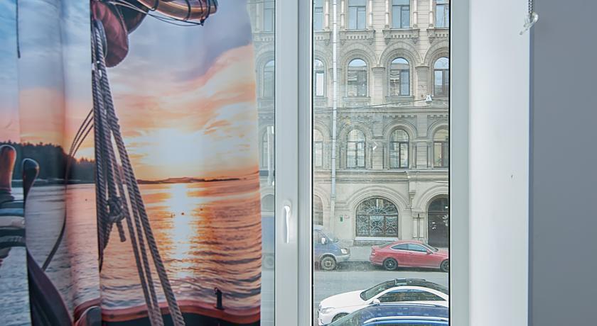 Pogostite.ru - АПАРТАМЕНТЫ АЛЫЕ ПАРУСА | центр | парковка | кухня #38