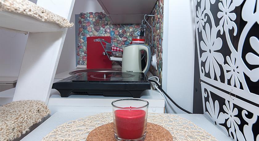 Pogostite.ru - АПАРТАМЕНТЫ АЛЫЕ ПАРУСА | центр | парковка | кухня #44