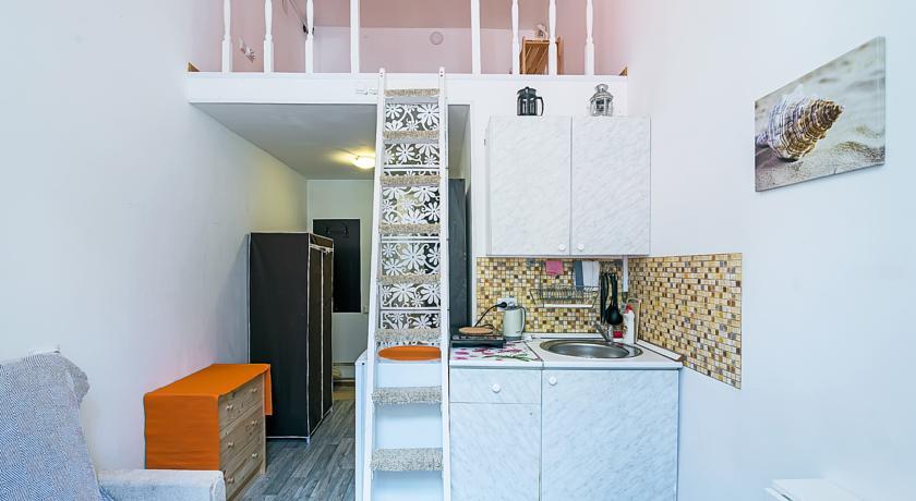 Pogostite.ru - АПАРТАМЕНТЫ АЛЫЕ ПАРУСА | центр | парковка | кухня #34