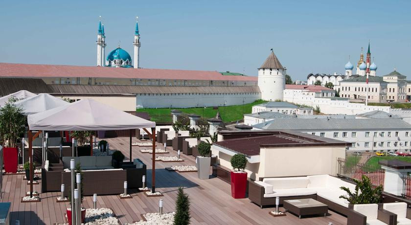 Pogostite.ru - CENTER HOTEL KAZAN KREMLIN | Казань #19