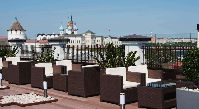 Pogostite.ru - CENTER HOTEL KAZAN KREMLIN | Казань #4