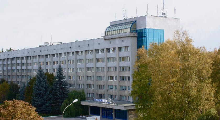 Pogostite.ru - Орбиталь |бывш. ЦИПК | г. Обнинск | WI FI | парковка #1