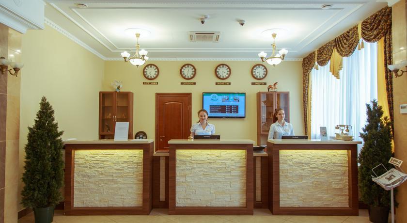 Pogostite.ru - РЕЛИТА RELITA-KAZAN HOTEL   г. Казань #4
