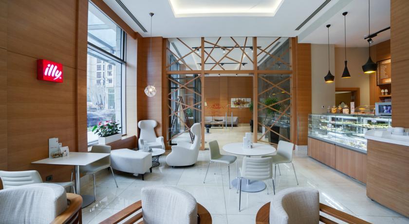 Pogostite.ru - Holiday Inn Baku - Холидей Инн Баку | г. Баку | бассейн | CПА #13