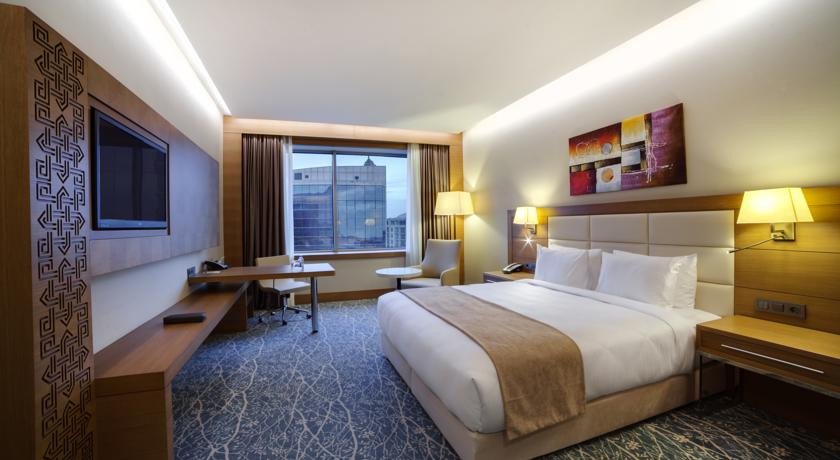Pogostite.ru - Holiday Inn Baku - Холидей Инн Баку | г. Баку | бассейн | CПА #25