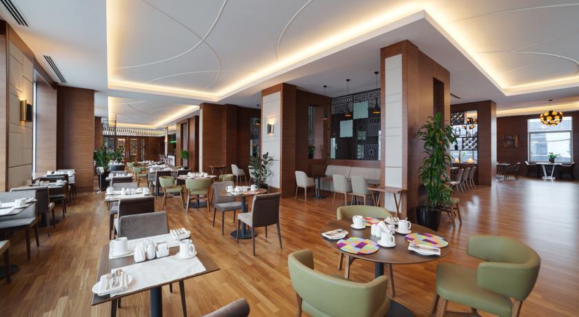 Pogostite.ru - Holiday Inn Baku - Холидей Инн Баку | г. Баку | бассейн | CПА #17