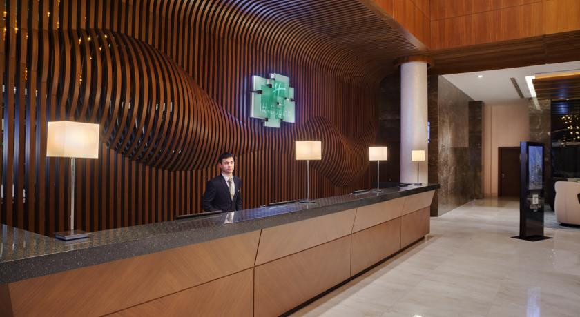 Pogostite.ru - Holiday Inn Baku - Холидей Инн Баку | г. Баку | бассейн | CПА #3