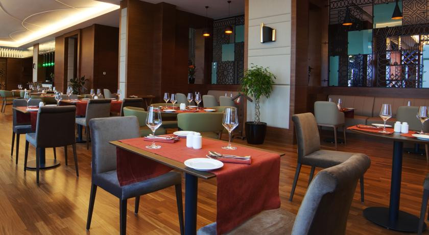 Pogostite.ru - Holiday Inn Baku - Холидей Инн Баку | г. Баку | бассейн | CПА #14