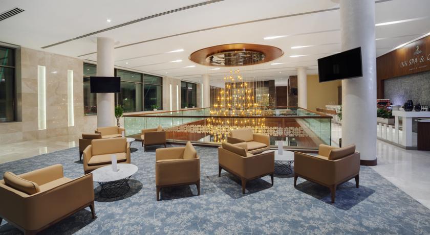 Pogostite.ru - Holiday Inn Baku - Холидей Инн Баку | г. Баку | бассейн | CПА #6